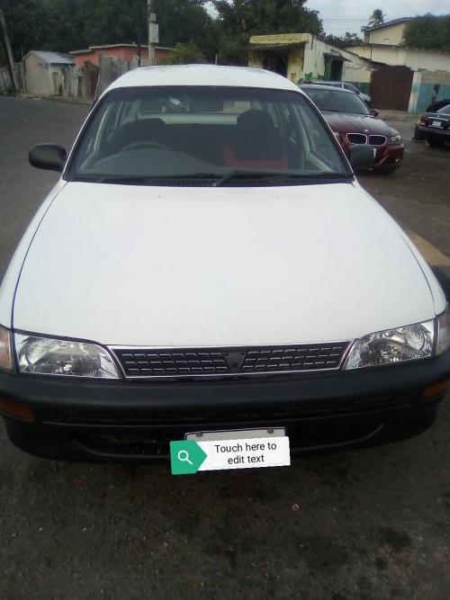 1998 Toyota Corolla Wagon $260k Negotiable!
