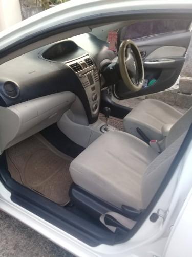 2007 Toyota Belta