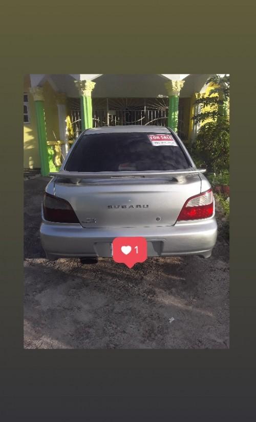 2002 Subaru