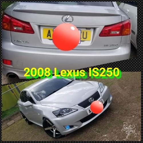 Lexus Is250 In Excellence 2008