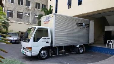 Isuzu Elf Box Body Truck-Excellent Condition