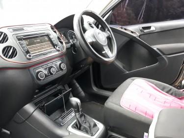 VW Tiguan 2014 SUV
