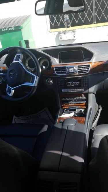 2014 Mercedes  Benz