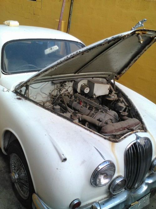 1966 Jaguar Mark 2