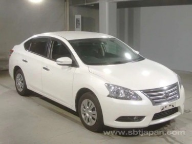 2017 Nissan Sylphy