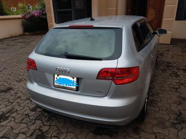 2011 Audi A3 Hatchback