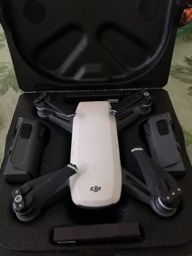 DJI Spark Drone And Fly More Package
