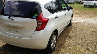 2014 NISSAN NOTE NEWLY IMPORTED