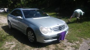2006 Mercedes Benz Clk 200 Kompressor