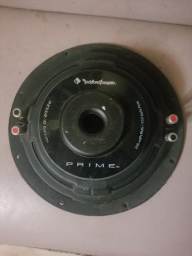 Rockford Fosgate 10inch Sub