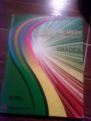 USED Rainbow Readers Grade 6 Book For Sale