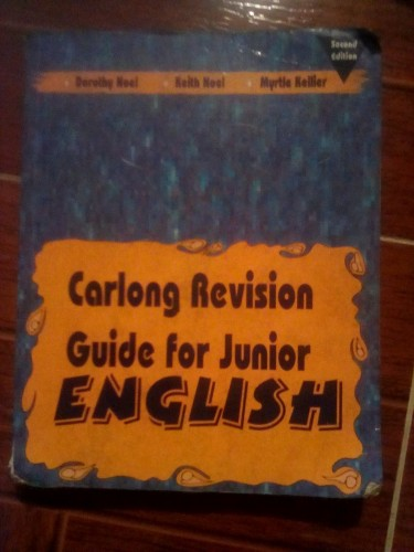USED Carlong Revision Guide For Junior English 2nd