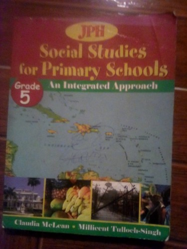 Used Book Grade 5: JPH Social Studies For Primary