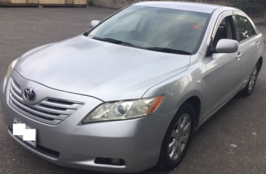 2008 TOYOTA CAMRY G LIMITED EDITION