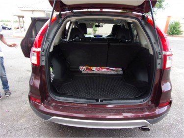 2016 HONDA CRV FULLY LOADED