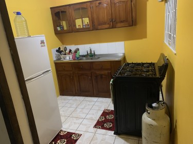 1 Bedroom Shared Kitchen And Bathroom (NO LR)
