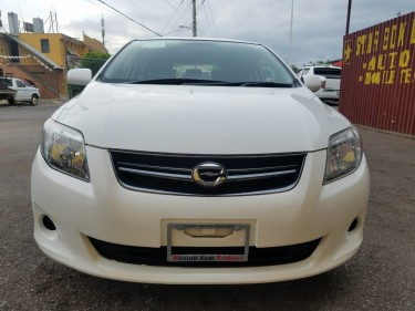 Toyota Fielder Recently Imported
