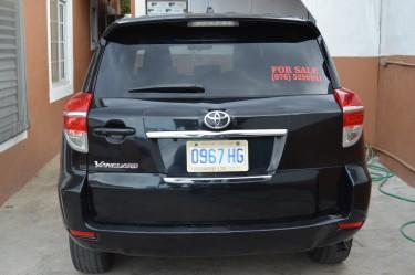 2013 Toyota Vanguard
