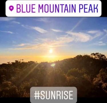 Blue Mountain Peak Hike, Sat. September 14, 2019