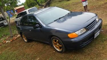 1998 Nissan Pulsur