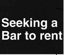 Looking For A Bar To Rent In South St. Elizabeth