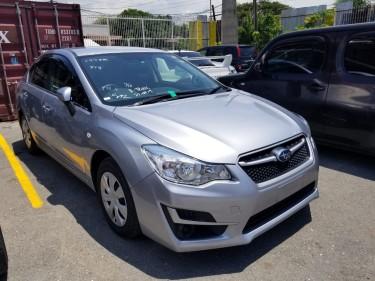 2015 Subaru Impreza G4 (2WD)
