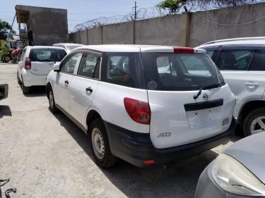 2014 Nissan AD (New Import)