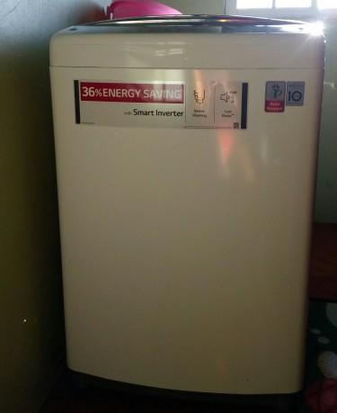 LG Smart Inverter 16kg Washing Machine