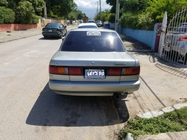 1993 Nissan B13