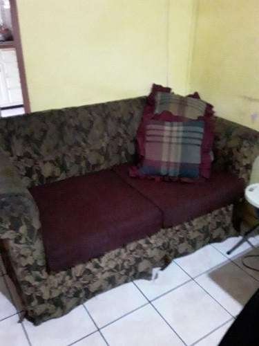 Furnished 2 Bedrooms + 1 Bathrooms