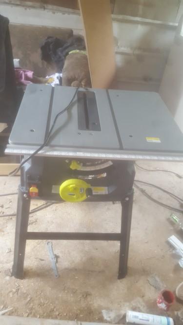 Table Saw Portable