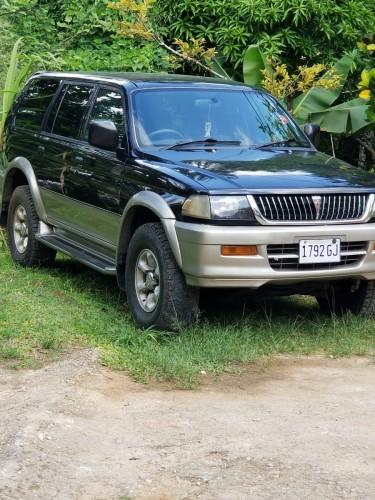 1998 Mitsubishi Challenger  Automatic Transmission