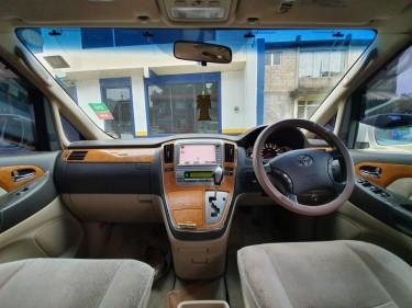 2008 Toyota Alphard