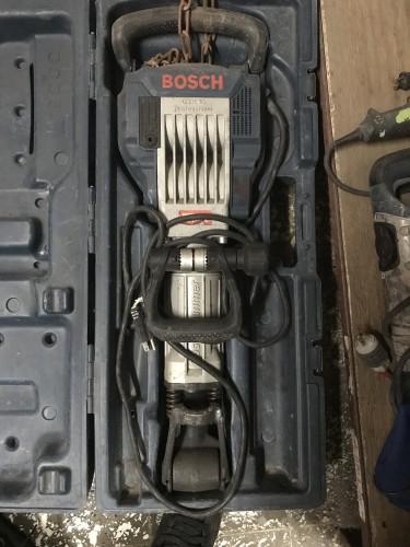 Bosch Gs16 Jackhammer