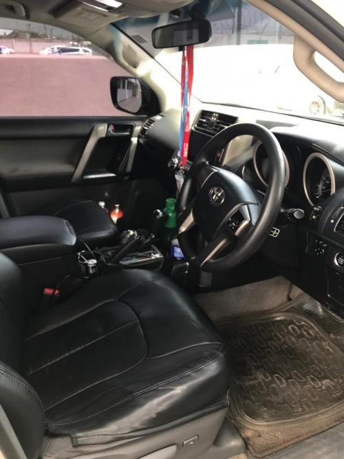 2013 Toyota Prado 5.3 Mil