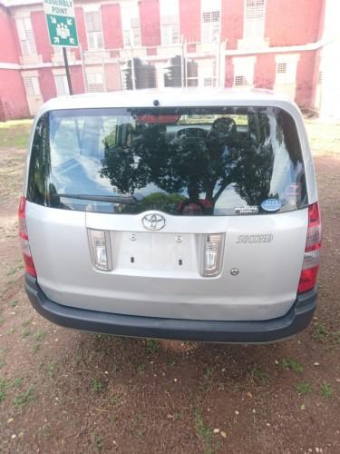2014 Toyota Succeed Van