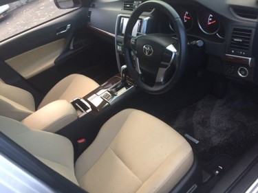 Toyota Mark X 2014, (30,756km) Newly Imported