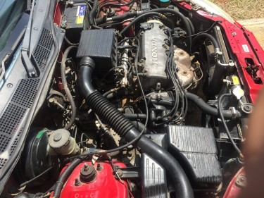 1997 Honda Civic Hatch