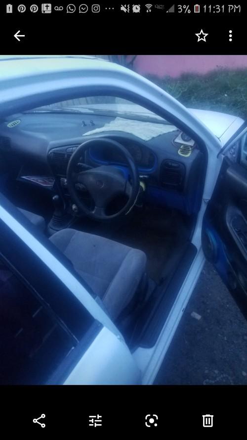 2001 Seven Seater Van