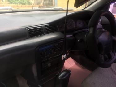 1996 Nissan Sunny