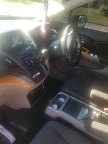 2009 Honda Odessey