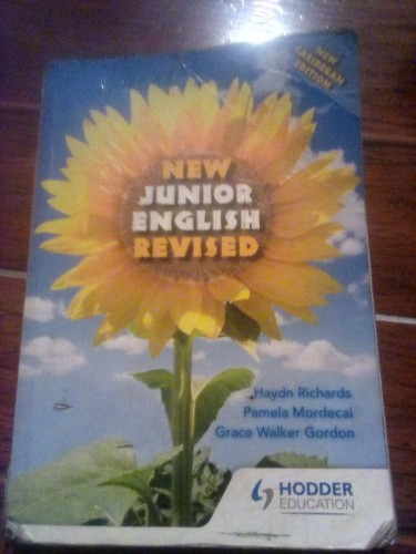 Grade 5/6 Books: New Junior English Revised