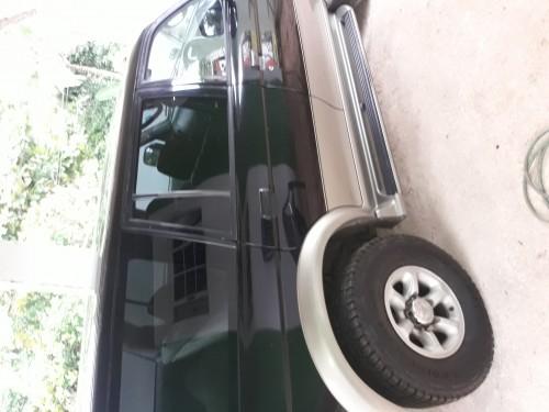 1998 Mitsubishi Challenger  Auto ,gas Engine