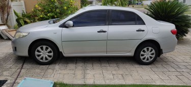 2009 Corolla Xli