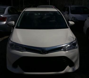 Toyota Axio 2015 New Model