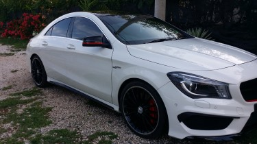 2015 CLA45 AMG For Sale