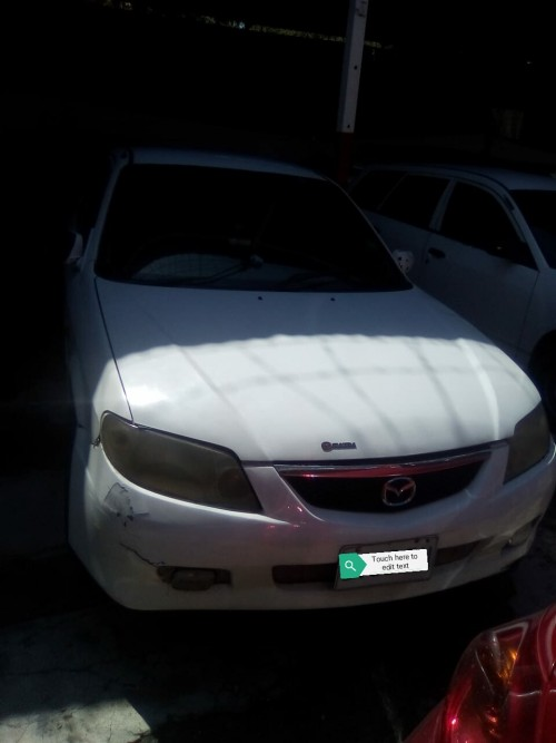 2002 Mazda Familiar Sedan $120k Negotiable