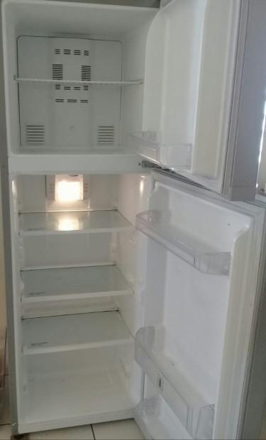 Silver/Gray Colour Mabe Refridgerator