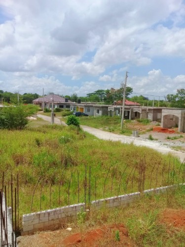 Stunning 4 Bedroom Unfinished House