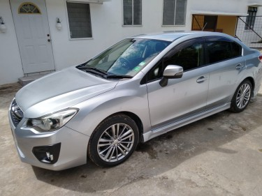 2012 Subaru Impreza G4 2.0iS Eyesight